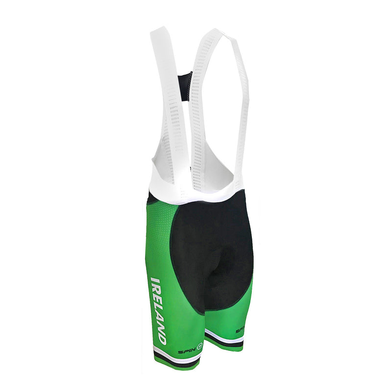 Official Team Ireland Cycling Bibshorts