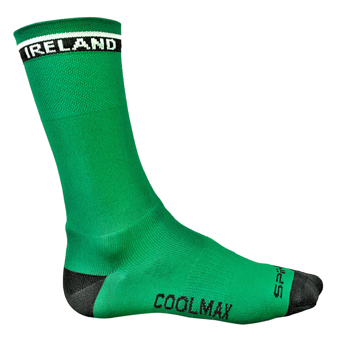 Official Team Ireland Cycling Socks