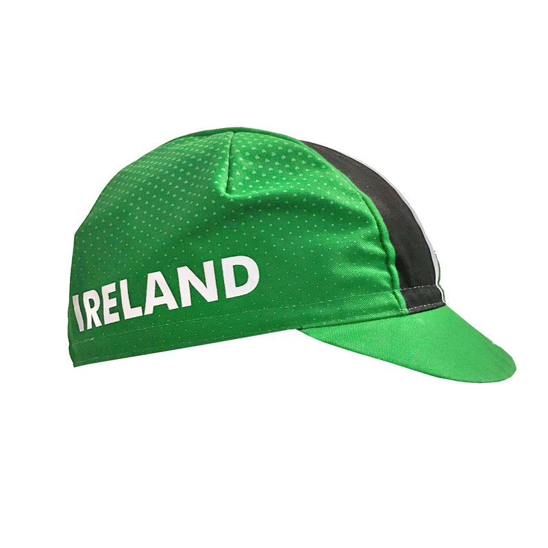 Official Team Ireland Cycling Peak Cap