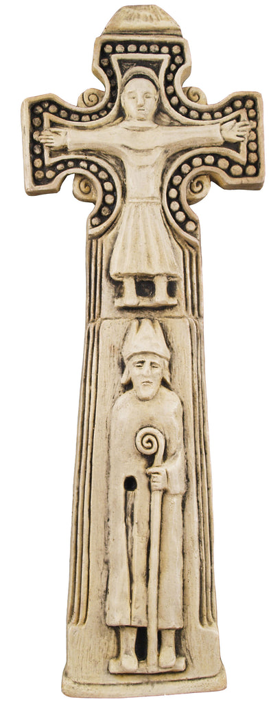 Front image of Dysert O'Dea Cross by McHarp available at www.realirish.com