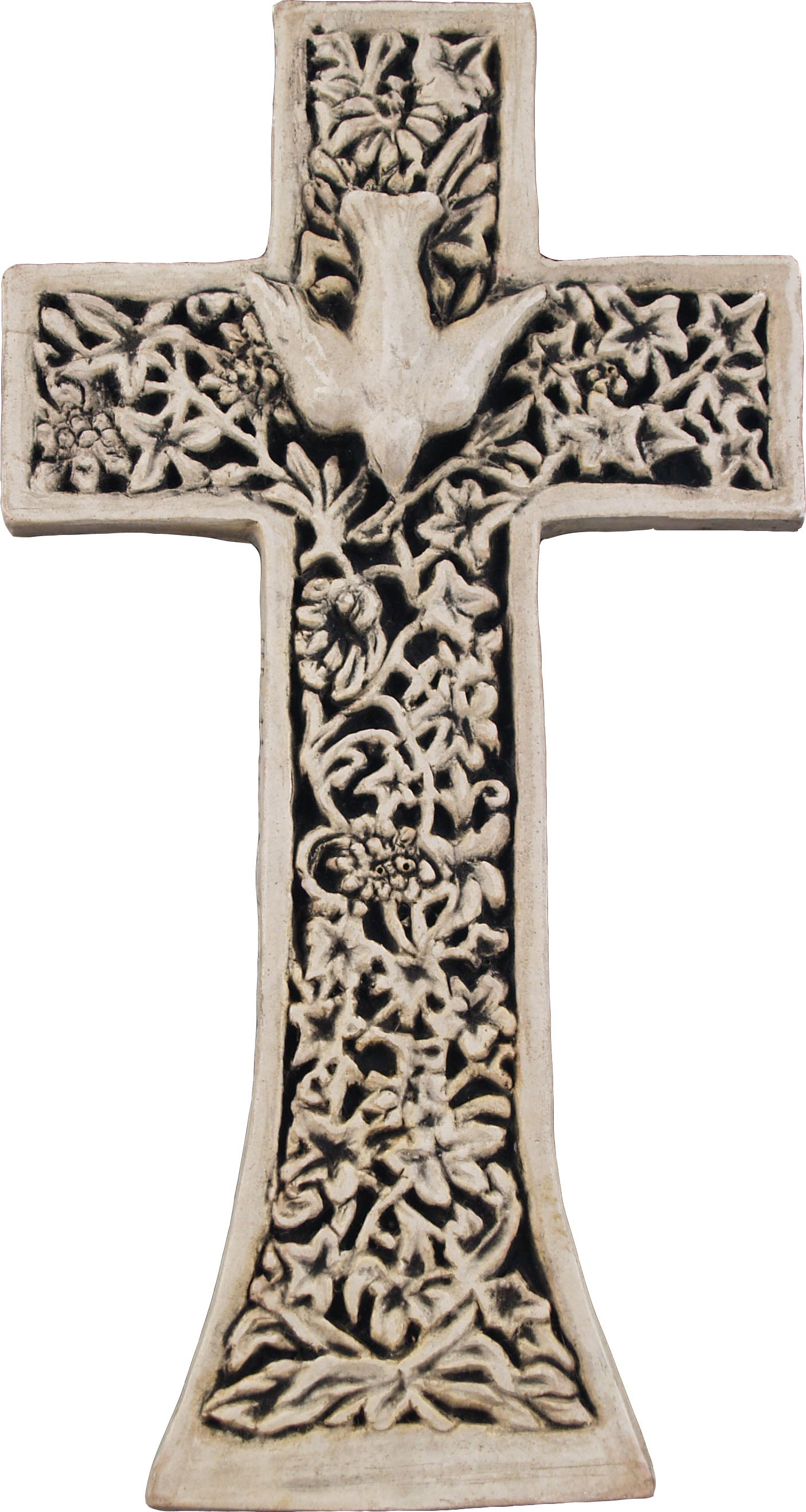Front image of Ballina Cross by McHarp available at www.realirish.com