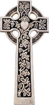 Front image of Dromahair Cross by McHarp available at Realirish.com