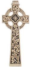 Front image of Quinn Harp Cross by McHarp available at www.realirish.com