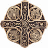 Front image of Kells Saints Cross by McHarp available at www.realirish.com