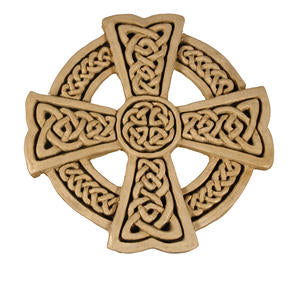 Front image of Dublin Cross by McHarp available at www.realirish.com