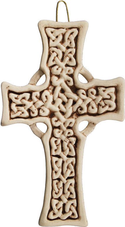 Iona Cross Ornament by McHarp