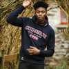 Guinness Hooded Sweatshirt - Navy