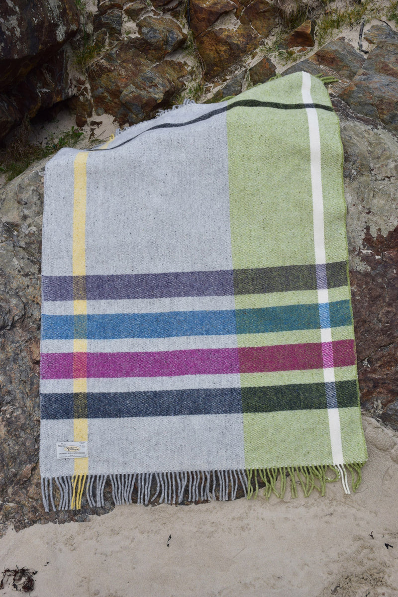 Donegal Days Throw - Rainy - by Studio Donegal