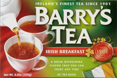 Barry's Tea Green Box Breakfast Blend