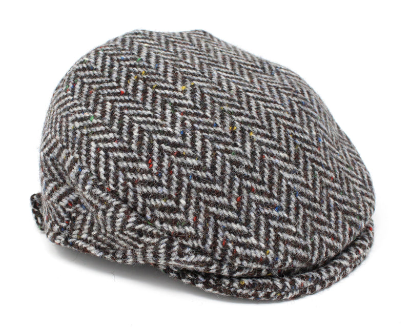 Children's Tweed Cap - Vintage Style Cap