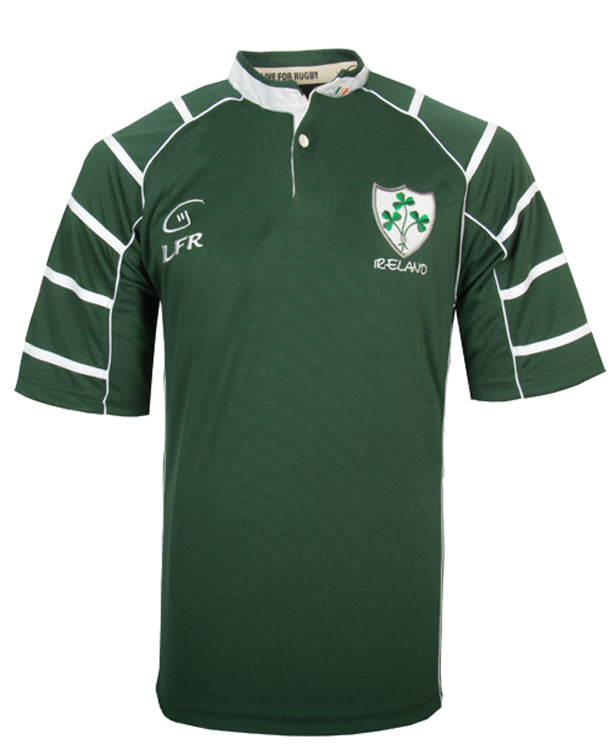 Kids Ireland Breathable Rugby Jersey