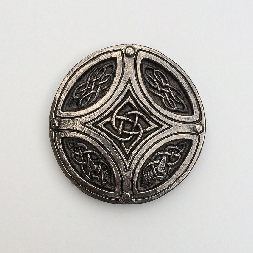 Celtic Circle and Cross