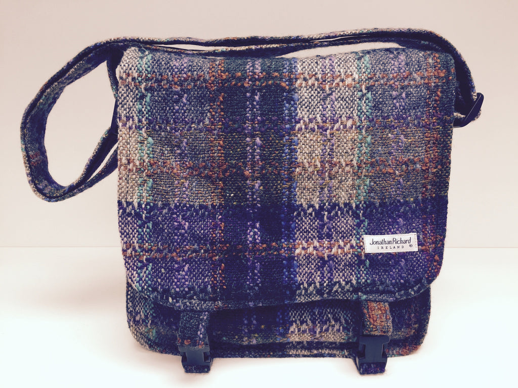 Jonathan Richard Wicklow Tweed Messenger Bag #2