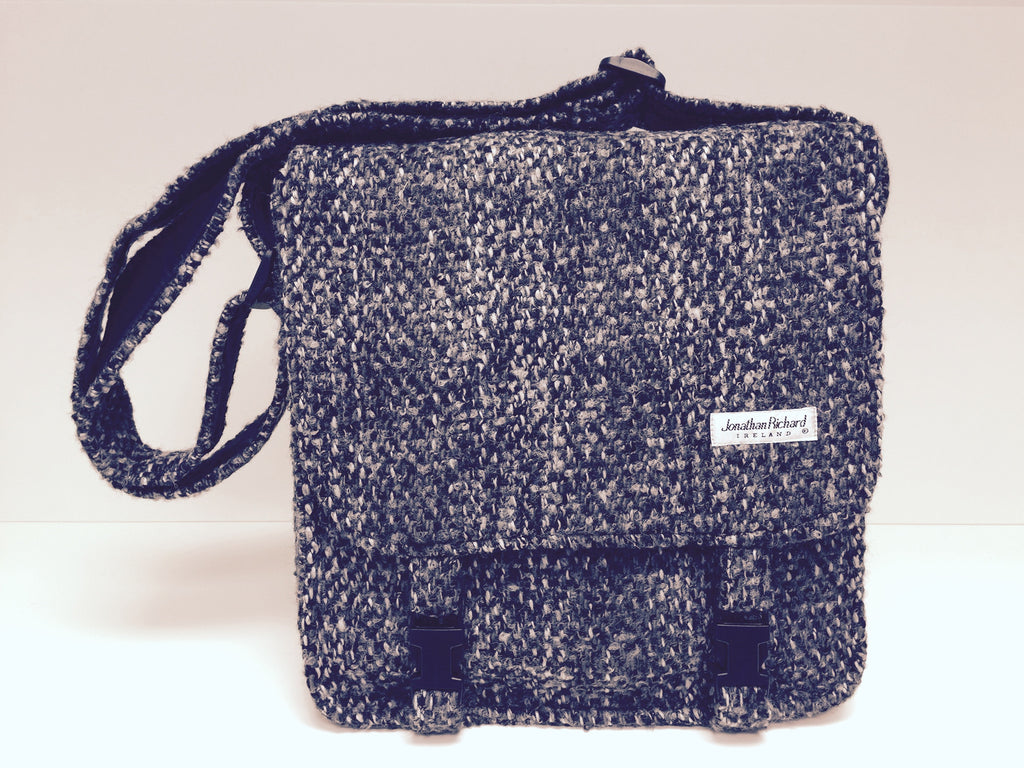 Jonathan Richard Wicklow Tweed Messenger Bag #3