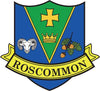 Irish County Car Sticker - Roscommon