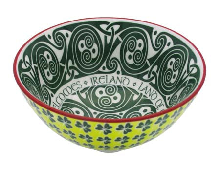 One Hundred Thousand Welcomes Ceramic Bowl