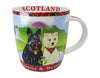 Scottie & Westie Bone China Mug