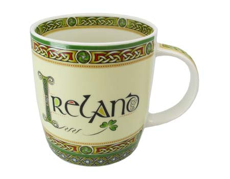 Ireland Bone China Mug