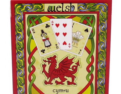 Welsh Playing Cards
