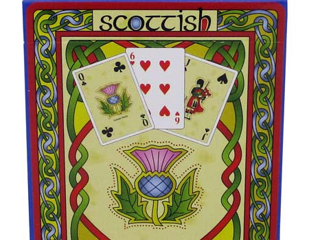 Scottish Playing Cards