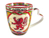 Rampant Lion Bone China Mug