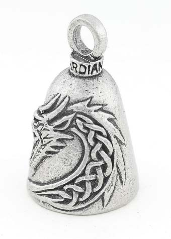 Celtic Dragon Guardian Bell