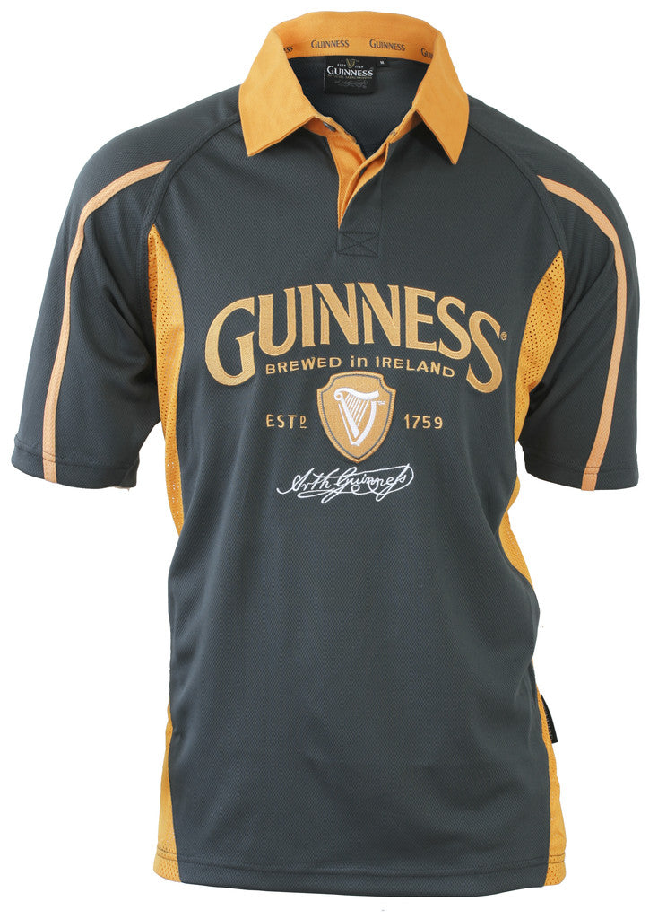 Guinness Embroidered Performance Rugby