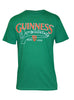 Green Guinness Ireland T-shirt - G6048