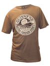 Brown Guinness Moonshine T-shirt - G6060