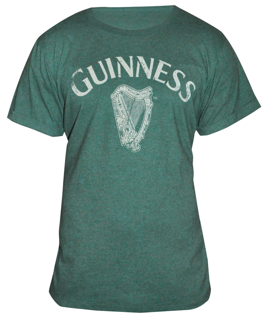 Green Guinness and Harp T-shirt