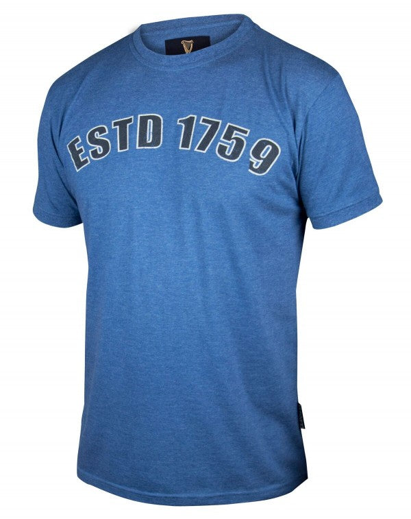 Guinness Established 1759 Blue T-Shirt