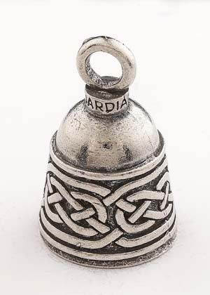 Celtic Knot Guardian Bell