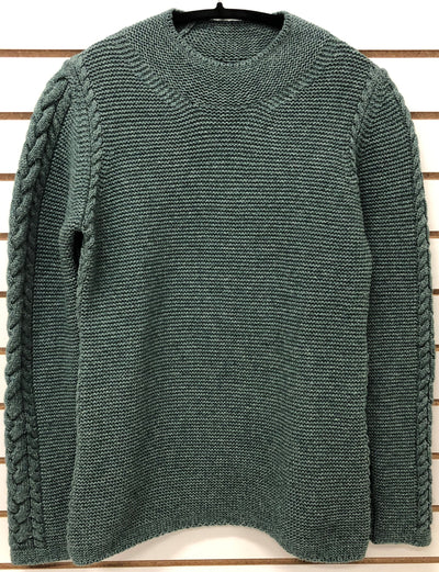 Womens Funnel Neck Sweater