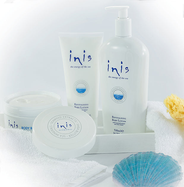 Inis Large Pump Bottle Revitalising Body Lotion 500ml/16.9 fl. oz