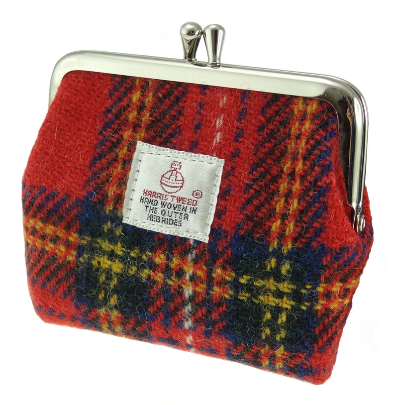 Women's Harris Tweed Coin Purse - Eigg LB2035