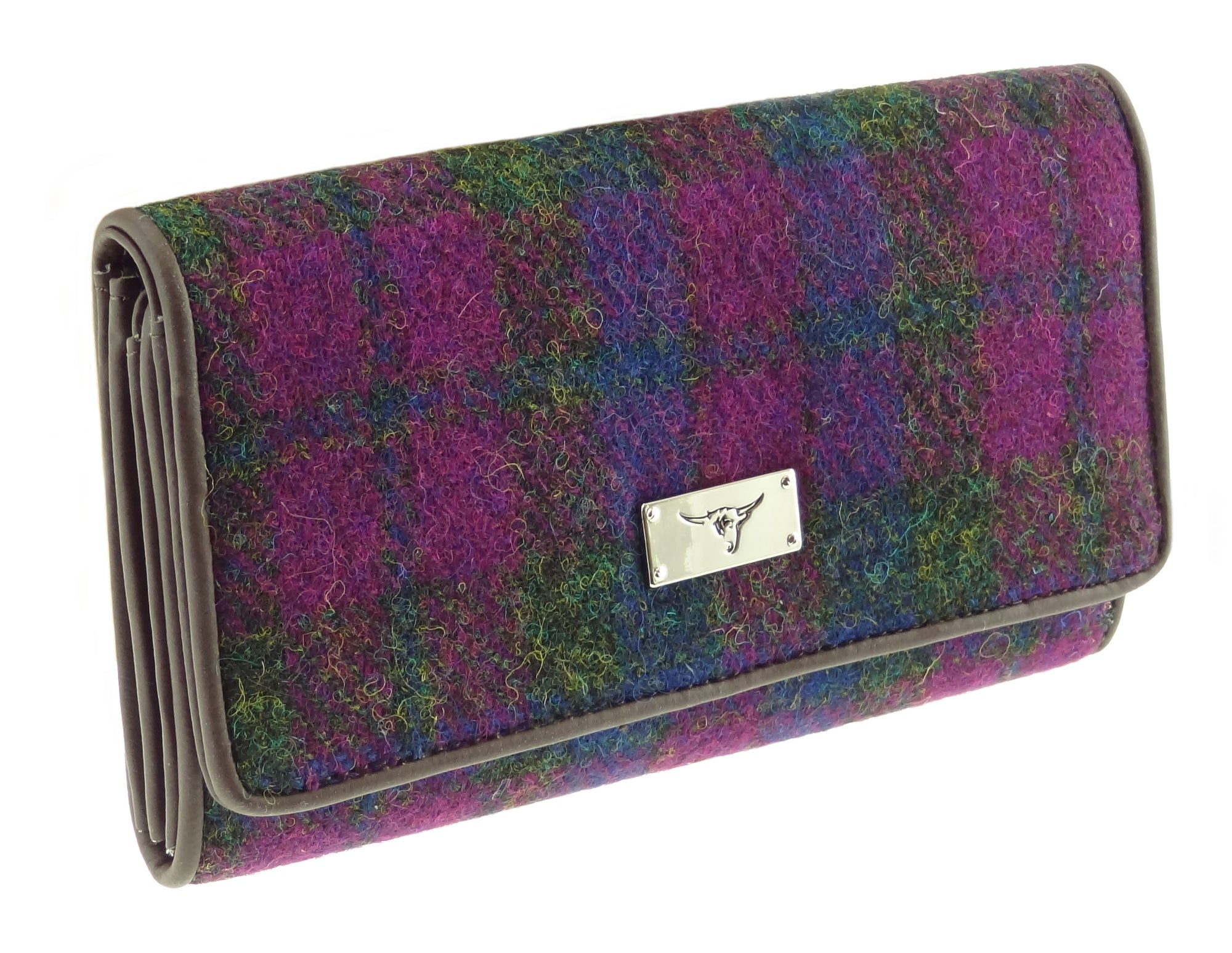 Women's Harris Tweed Wallet - Tiree LB2106