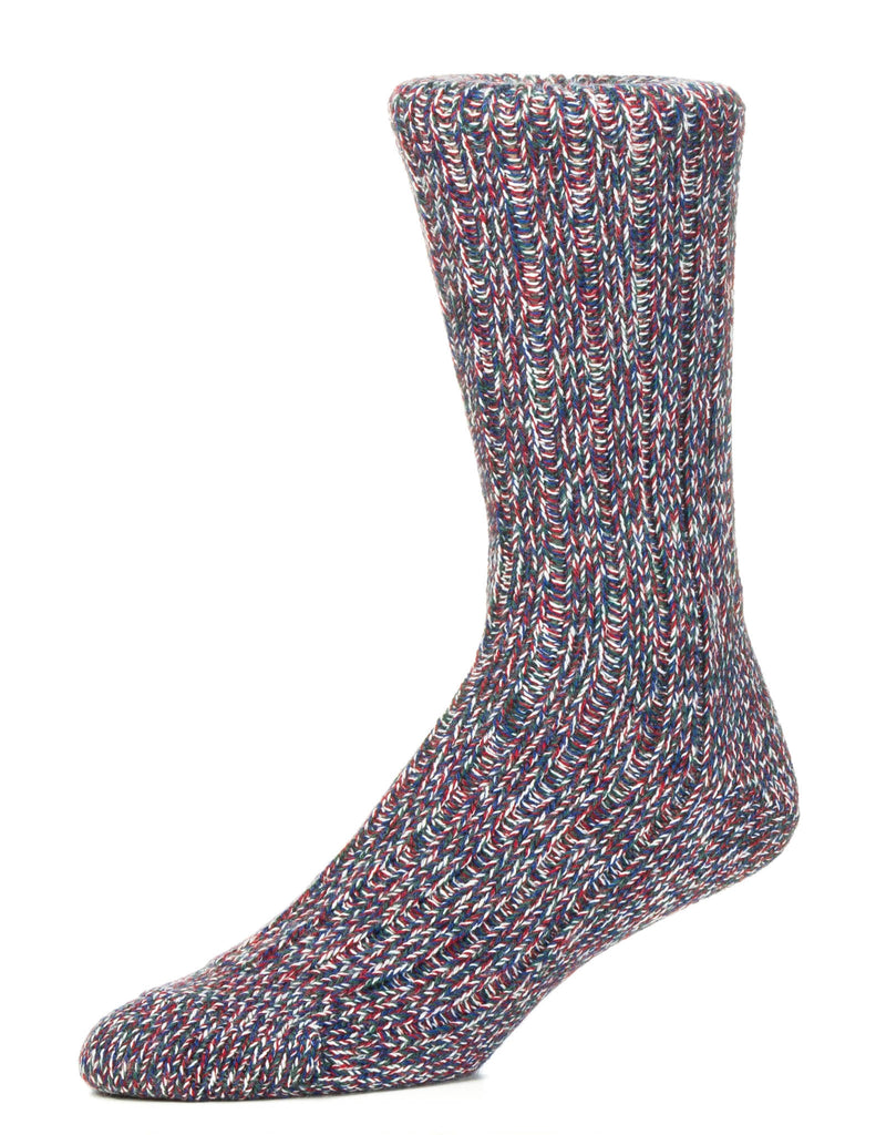 Heather Connemara Wool Sock