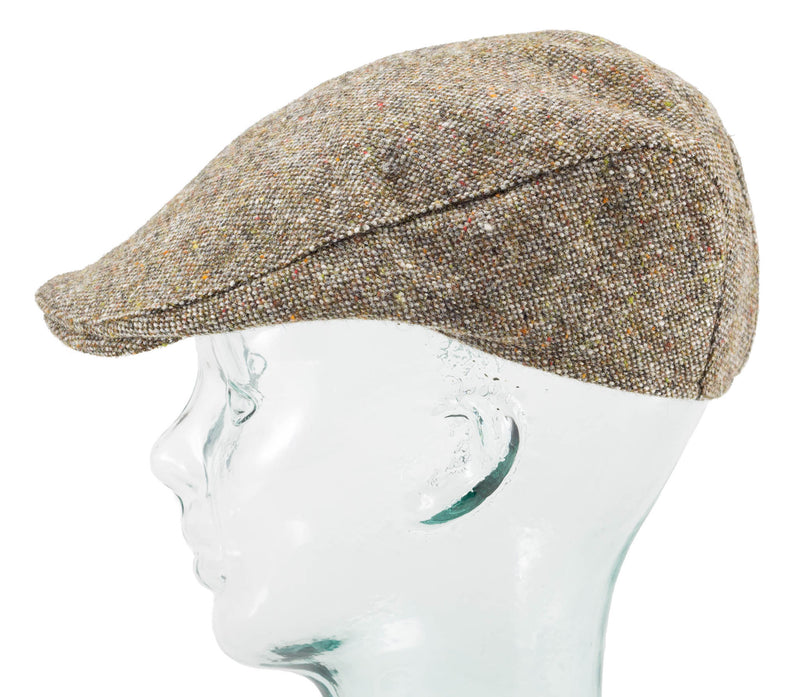 Salt & Pepper - Donegal Touring Cap
