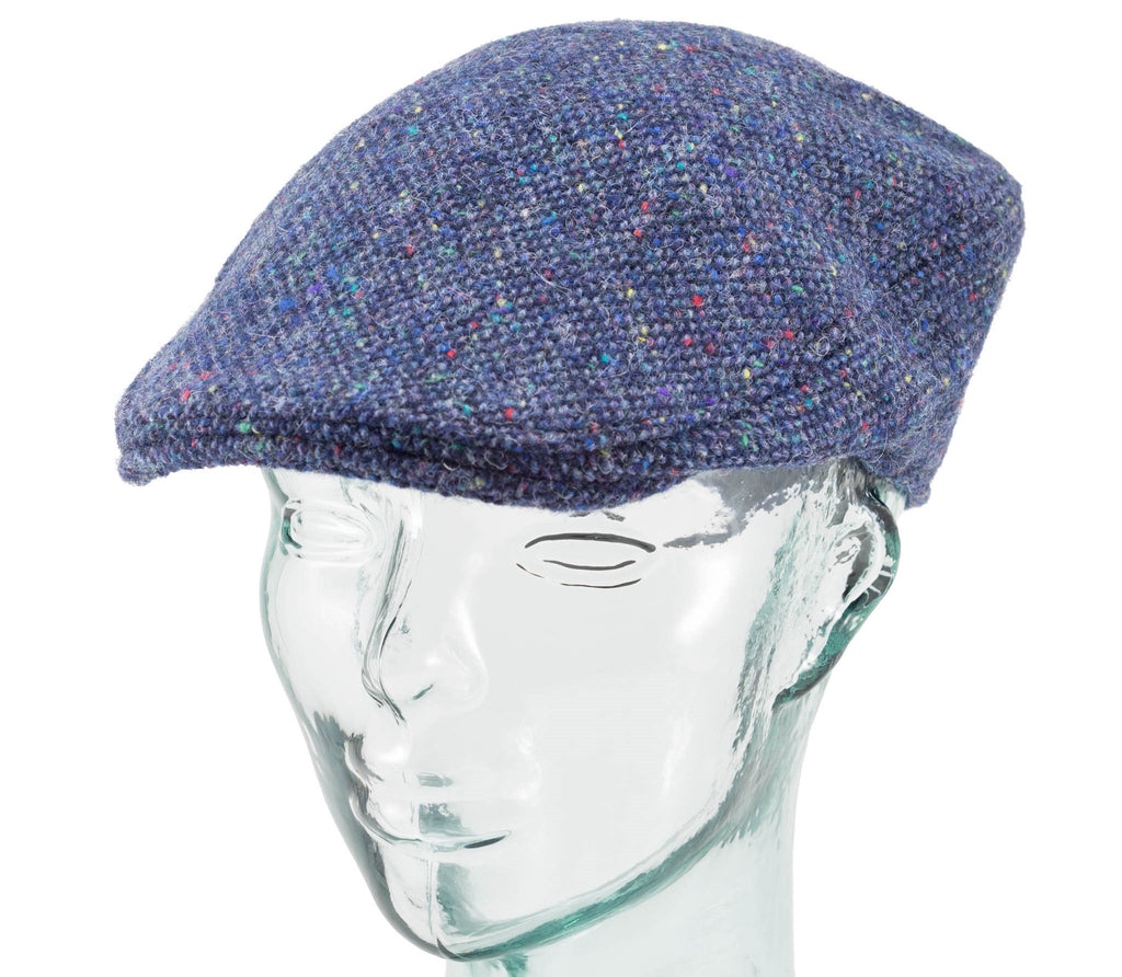 Hanna Hats - Donegal Tweed - Donegal Touring Cap – Real Irish c57deae4dee