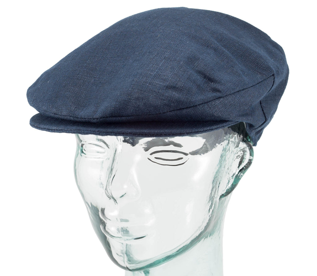 Irish Linen - Vintage Style Cap - Hanna Hats – Real Irish f61eba8b5db