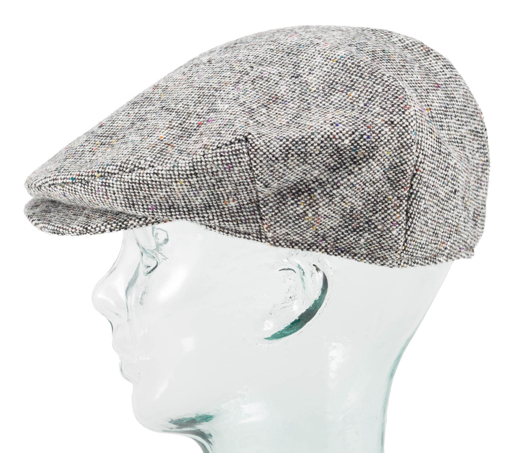 Salt & Pepper - Hanna Hats - Vintage Style Cap