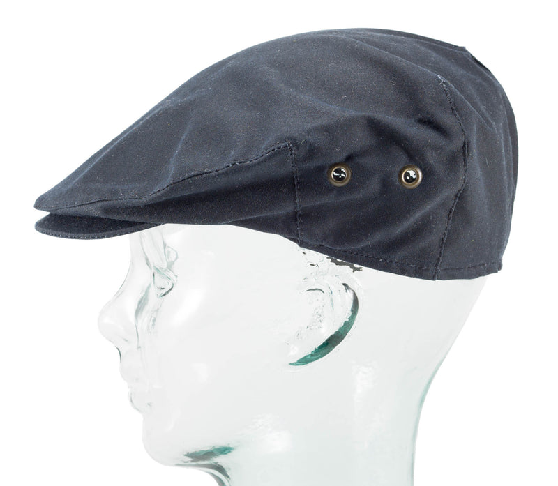 Waxed Cotton - Vintage Style Cap