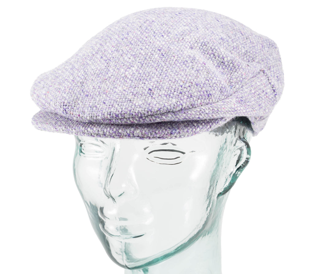 Pastel Tweed - Hanna Hats - Vintage Style Cap – Real Irish 178122a0664a