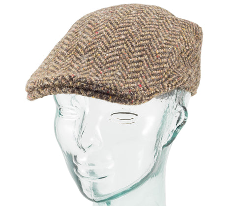 Fisherman 100% Merino Wool  - Mens Scarf and Beanie