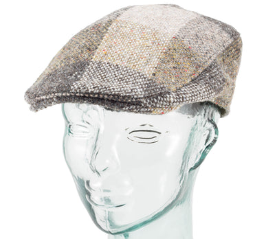 Large Check - Donegal Touring Cap