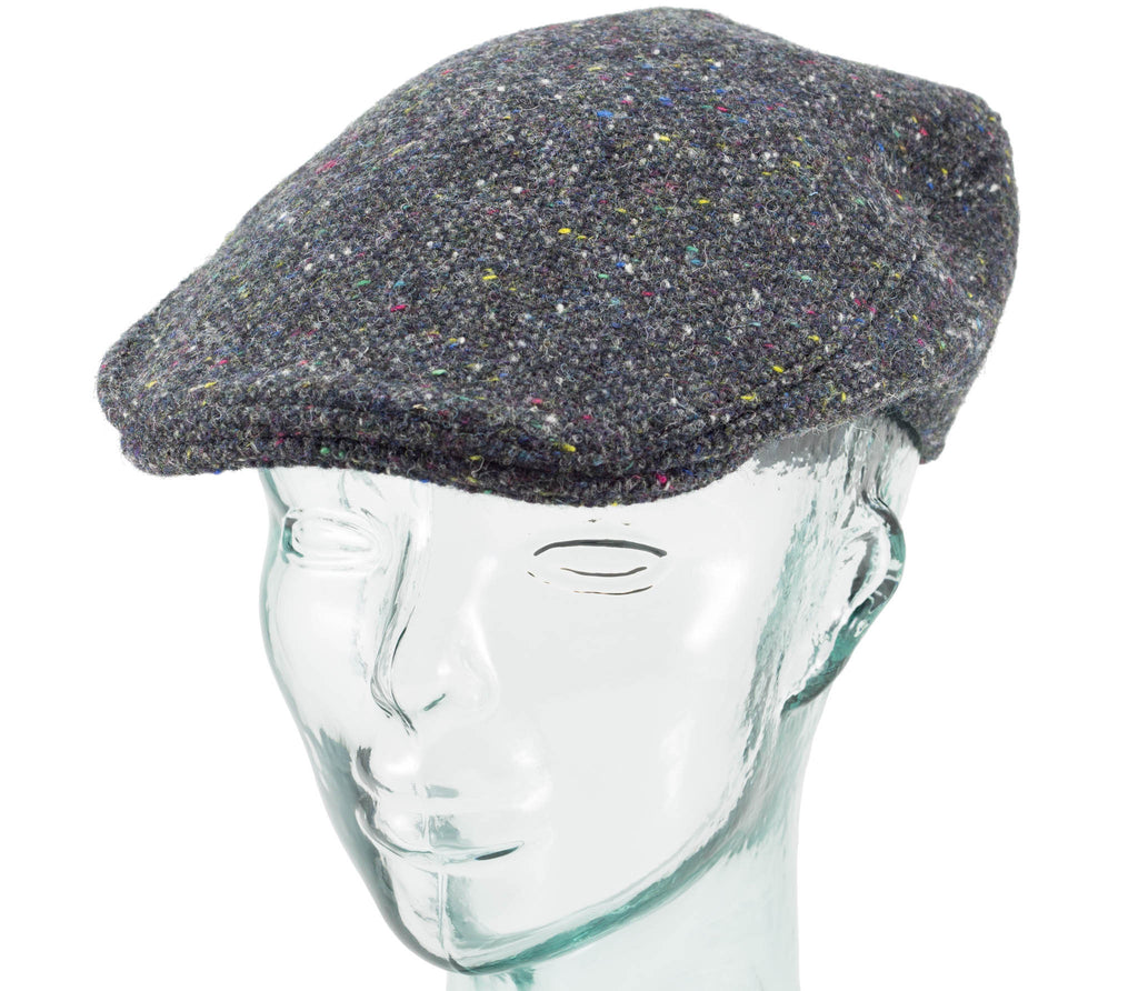 Hanna Hats - Donegal Tweed - Donegal Touring Cap – Real Irish b28490924ce