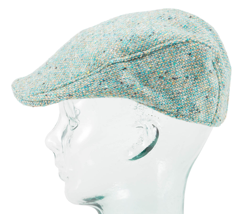 Hanna Hats - Pastel Tweed - Donegal Touring Cap