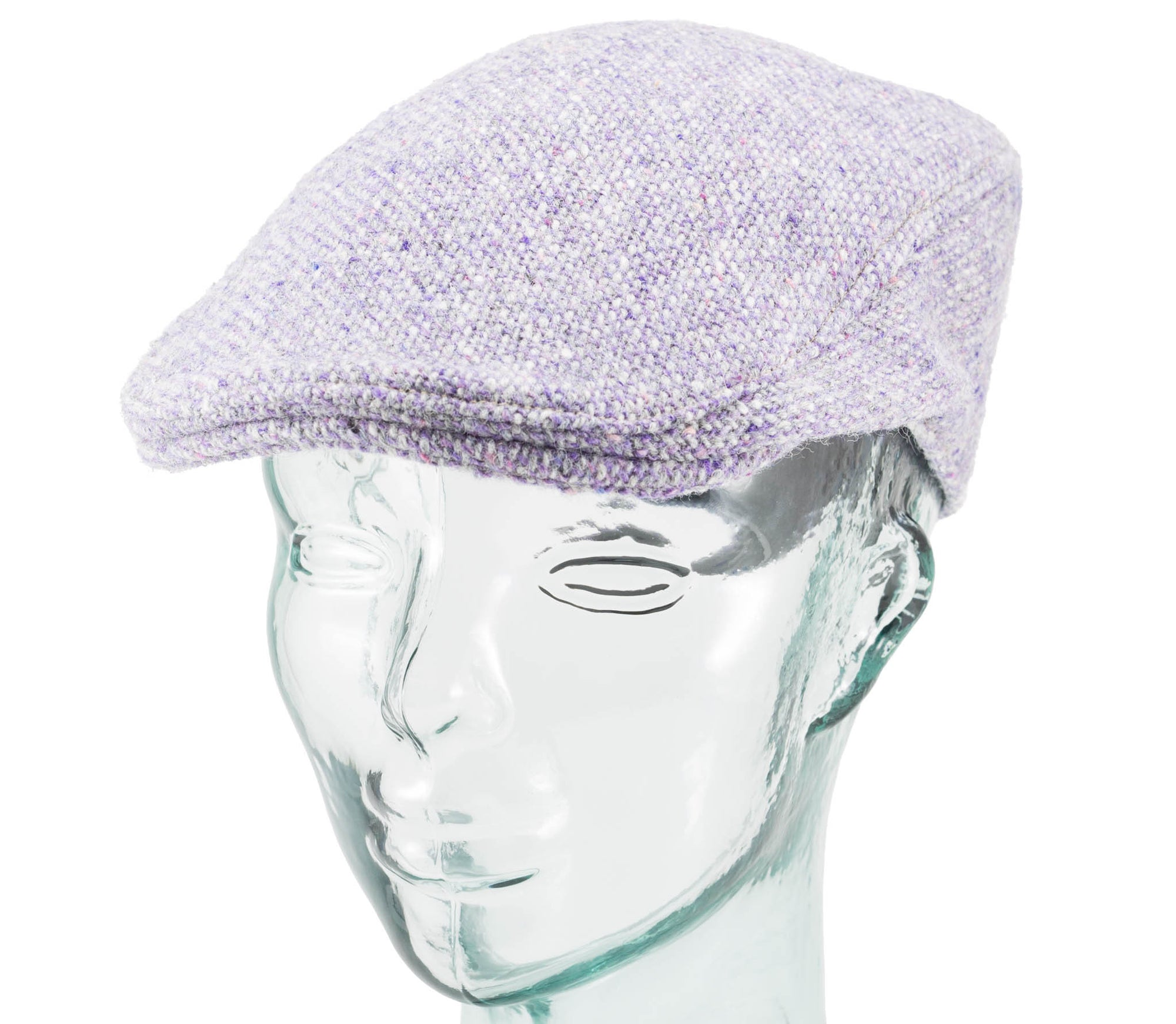 Pastel Tweed - Donegal Touring Cap