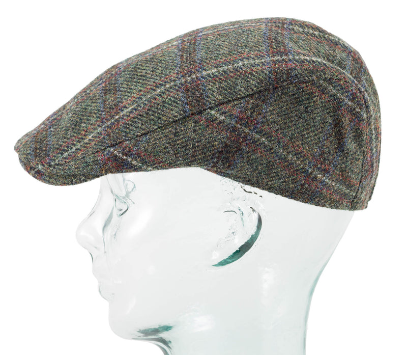 Plaid - Donegal Touring Cap