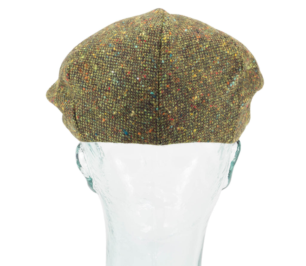 John Hanly - Tweed Caps - Vintage Style Cap